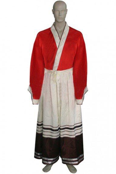 Rurouni Kenshin Himura Holiday Halloween Cosplay Costume