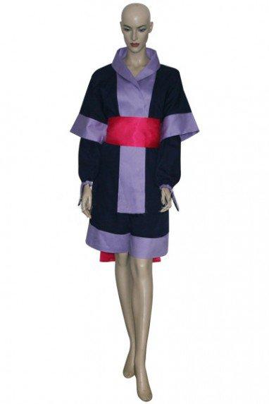 Rurouni Kenshin Misao Makimachi Halloween Cosplay Costume
