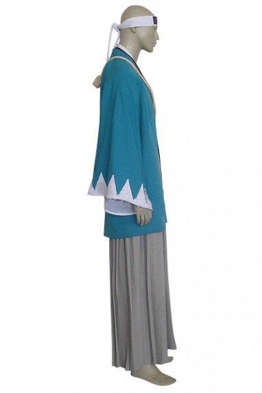 Rurouni Kenshin Saito Hajime Shinsengumi Halloween Cosplay Costume