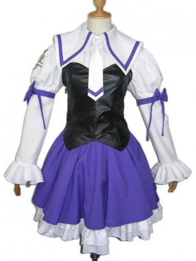 Saint October Kotono Hayama Halloween Cosplay Costume