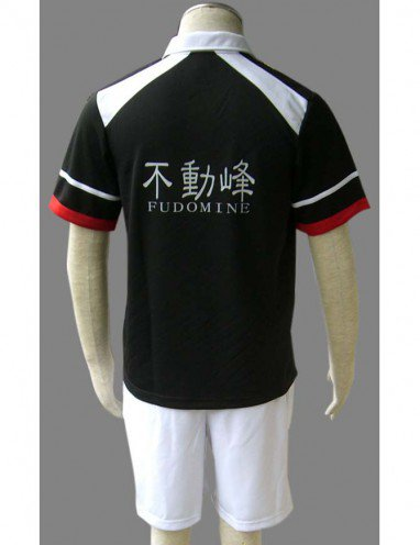 The Prince of Tennis Two-piece Anime Halloween Cosplay Costumes