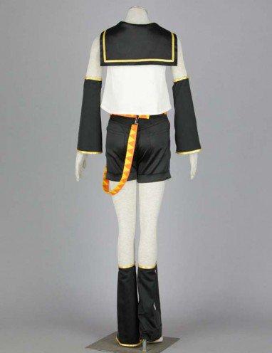 VOCALOID Kagamine Len Nine-piece Manga Anime Halloween Cosplay Costumes