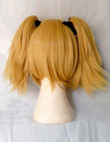 Vocaloid -RIN Light Gold Mediun length Hair