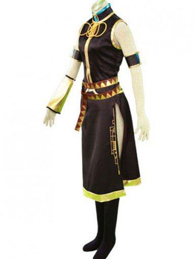 Vocaloid Megurine Luka Halloween Cosplay Costume