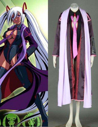 Vocaloid Meiko  Anime Halloween Cosplay Costumes