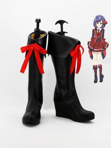 AKB0048 Cosplay Atsuko Katagiri/Atsuko Maeda 13th Cosplay Boots