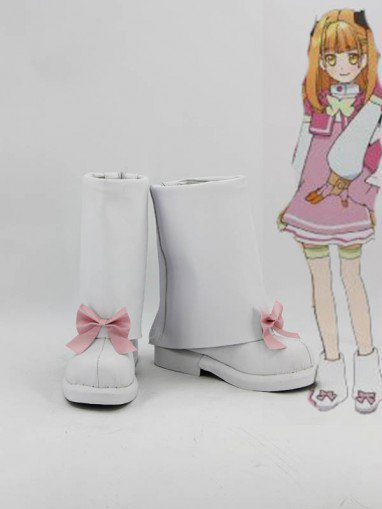 AKB0048 Sonata Shinonome Cosplay Boots