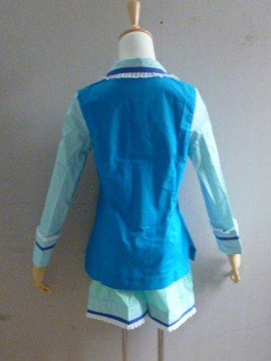 Kamisama no Memo Chou Shionji Yuuko Cosplay Costume