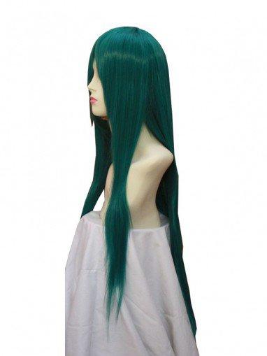 90cm Green Harukanaru Toki no Naka de Tomomasa Cosplay Wig
