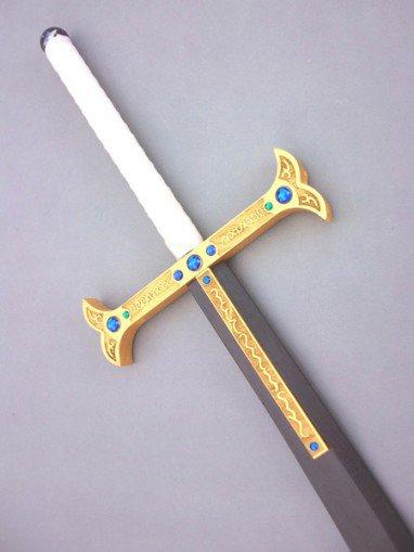 New One Piece Mihawk Cosplay Sword Cosplay Weapon