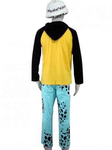 One Piece Cosplay Trafalgar Law Cosplay Costume