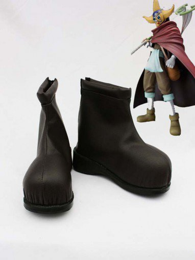 One Piece Cosplay Usopp Cospaly Boots