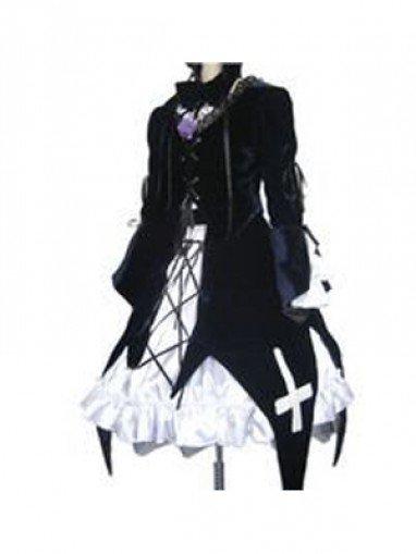 Rozen Maiden Cosplay Mercury Lampe Cosplay Costume
