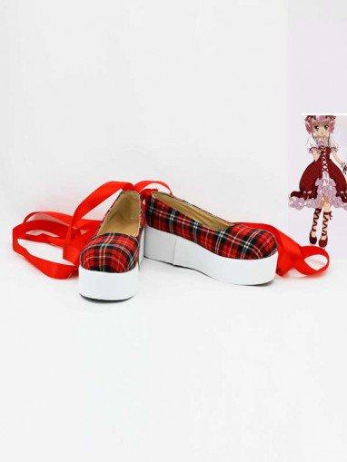 Shugo Chara Hinamori Amu Cute Cosplay Shoes