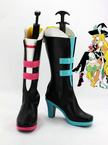 New Touhou Project Cosplay Kirisame Marisa Cosplay Boots
