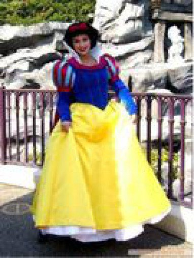 Cartoon Doll Clothing Snow White and The Dwarfs Cartoon Doll Costume Wigs Anime Campaign Performance Mascot Costume
