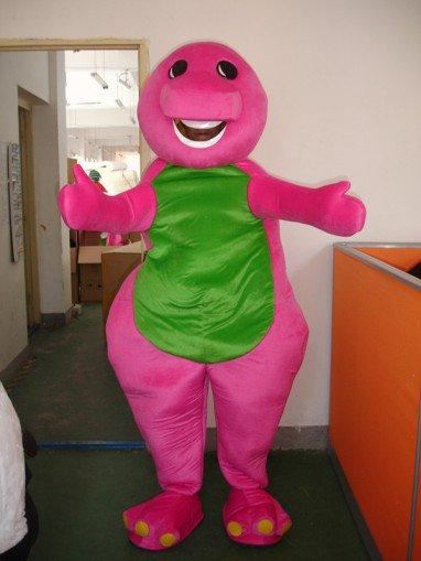Big Purple Dragon Cartoon Doll Clothing Cartoon Walking Doll Clothing Cartoon Costumes Stage Performance Clothing Mascot Costume