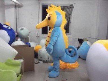Cartoon Costumes Cartoon Doll Clothing Cartoon Show Clothing Cartoon Clothing Cartoon Hippocampus Mascot Costume