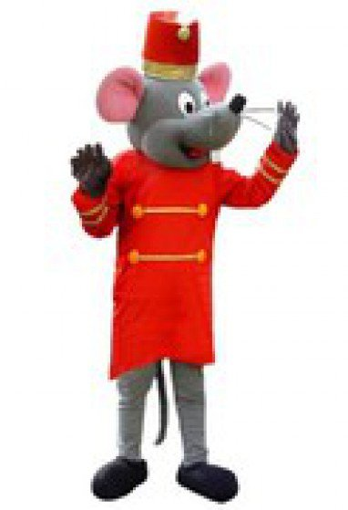 Cartoon Doll Clothing Performance Clothing Wedding Ceremonial Costumes Walking Cartoon Mouse Performance Apparel Clothing Mascot Costume