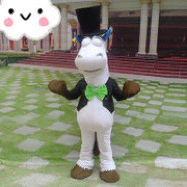 Health Chaumat Cartoon Clothing Cartoon Cartoon Doll Clothing Maca Health Chaumat Through Dolls Clothes Mascot Costume
