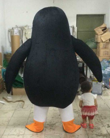 Madagascar Penguin Cartoon Costumes Cartoon Clothing Cartoon Walking Doll Clothing Madagascar Penguins Mascot Costume