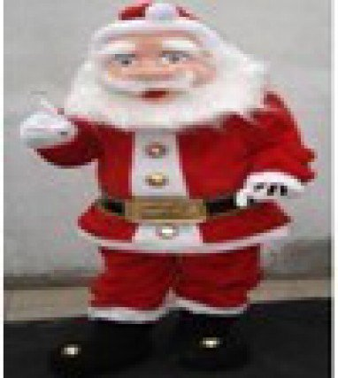 Mascot Cartoon Costume Cartoon Santa Foreign Board Doll Clothing Cartoon Clothing Cartoon Costumes Mascot Costume