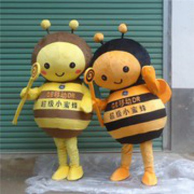 Professional Cartoon Doll Clothing Manufacture Clothes Animation Film Props Table Mascot Costume