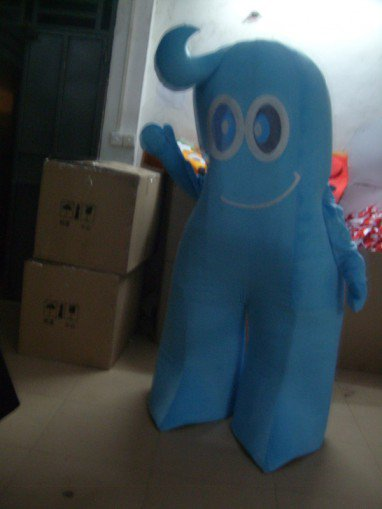 Cartoon Costumes Walking Cartoon Doll Clothing Cartoon Show Clothing Performance Clothing Mounted Treasure Mascot Costume