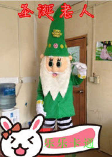 Cartoon Doll Clothing Doll Clothing Cartoon Costumes Walking Christmas Doll Clothes Mascot Costume