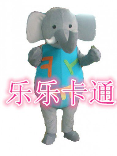 Manufacturers Elephant Elephant Cartoon Dolls Cartoon Clothing Costume Dolls Walking Cartoon Doll Clothing Mascot Costume