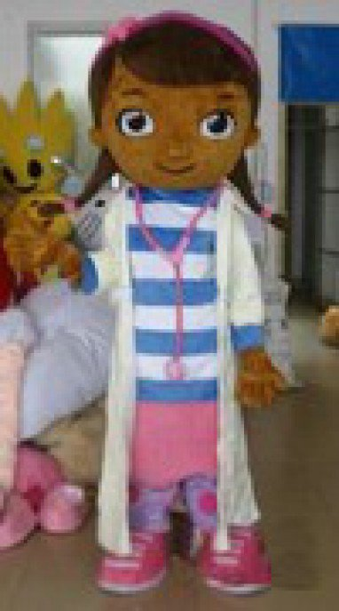Cartoon Costumes Cartoon Costumes Male Doctors Female Doctor Physician Performance Clothing Cartoon Props Mascot Costume