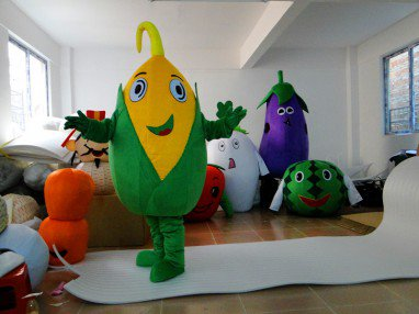 Fruit Cartoon Doll Clothing Cartoon Dolls Cartoon Clothing Cartoon Animation Clothing Props Mascot Costume