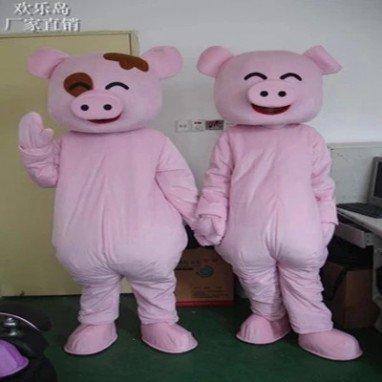 Mcdull Pig Cartoon Walking Doll Clothing Doll Clothing Cartoon Clothing Doll Costumes Mascot Costume