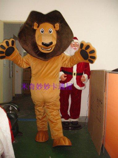 Doll Clothing Cartoon Costumes Cartoon Costumes Cartoon Costumes Performing Lions Madagascar Mascot Costume