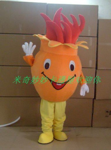Manufacturers Cartoon Walking Doll Clothing Cartoon Doll Costumes Cartoon Costumes Pomegranate Mascot Costume