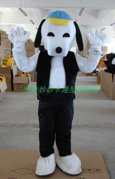 Manufacturers Dolls Walking Cartoon Doll Clothing Cartoon Costumes Cartoon Clothing Snoopy Mascot Costume