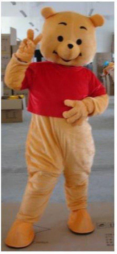 Walking Cartoon Performance Clothing Cartoon Doll Cartoon Costumes Children #39 S Cartoon Clothing Love Bears Mascot Costume