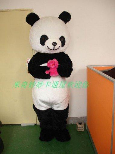 Cartoon Doll Clothing Cartoon Doll Cartoon Costumes Panda Costumes Mascot Costume