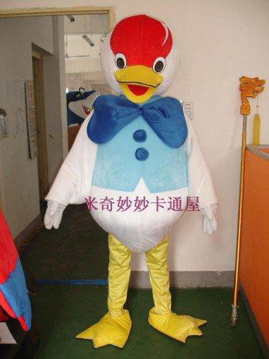 Dolls Walking Cartoon Costumes Cartoon Doll Doll Clothing Cartoon Show Clothing Goose Mascot Costume