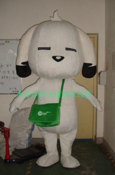 Manufacturers Cartoon Walking Doll Clothing Cartoon Doll Clothing Props Garment Bag Cartoon Dog Mascot Costume
