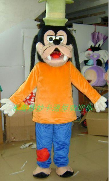 Manufacturers Cartoon Walking Doll Clothing Cartoon Doll Clothing Props Garment Goofy Cartoon Mascot Costume