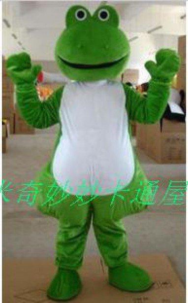 Manufacturers Cartoon Walking Doll Clothing Cartoon Doll Costumes Cartoon Frog Costume Mascot Costume