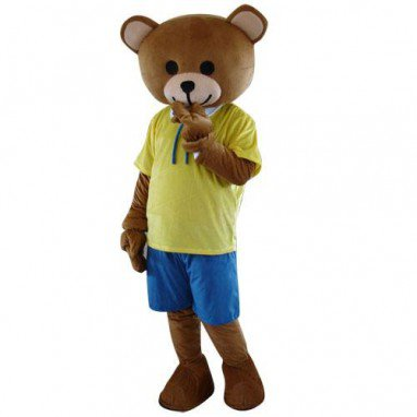 Winnie The Pooh Cartoon Clothing Teddy Bear Doll Cartoon Walking Doll Clothing Doll Clothing Doll Props Mascot Costume