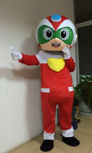 Cartoon Costumes Walking Cartoon Dolls Cartoon Doll Dress Performance Props Happy People Mascot Costume