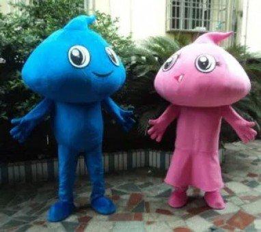 Cartoon Costumes Walking Cartoon Dolls Cartoon Doll Clothes For Men and Women Performing Props Drops Mascot Costume