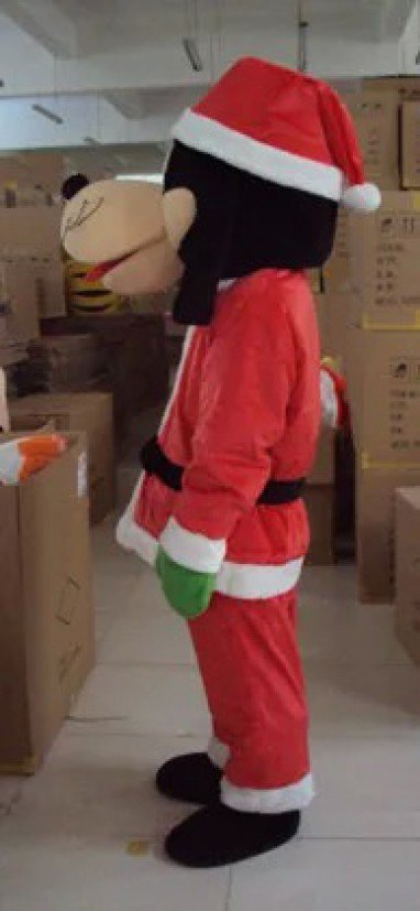 Cartoon Costumes Walking Cartoon Dolls Cartoon Doll Dress Performance Props Christmas Goofy Mascot Costume