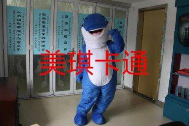 Cartoon Mascot Costume Cartoon Figures Clothing Cartoon Dolls Dolphin Costumes