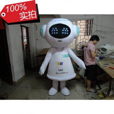 Golden Week 10086 Mobile Crush Essentialmm Cartoon Dolls Cartoon Clothing Business Hall Mascot Costume