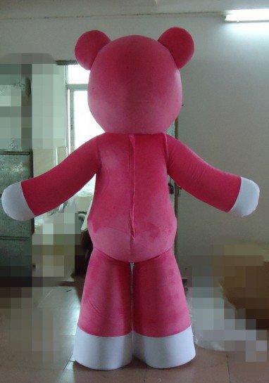 Rilakkuma Easily Bear Mascot Costumes Big Benxiong Pooh Bear Brown Bear Cartoon Doll Clothing