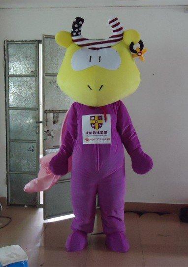 Education and Training of High School Graduation Season 2014 Mascot Costume Suit Adult College Entrance Examination Training English Training
